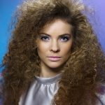 80er Frisuren selber machen – 55 coole Ideen für den Party Look
