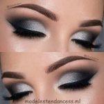 21 Wahnsinnig schöne Make-up-Ideen für den Abschlussball: # 4. DRAMATISCHER