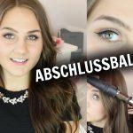 Abschlussball / Abiball - MAKE UP & HAARE