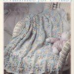 Besten Neue Oma Square Baby afghanische Häkelanleitungen - 5 Designs - Omas  für Babybuch .