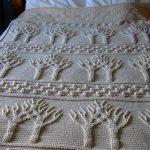 Tree of Life Afghan (Crochet) pattern by Lion Brand Yarn | Strickmuster |  Pinterest | Crochet, Afghan crochet patterns und Crochet patterns