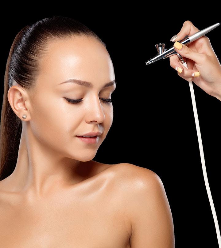 Was macht das Airbrush-Make-up  so effektiv?
