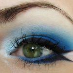 Schminktipps: Marine Blau Augen Makeup (DE) - YouTube