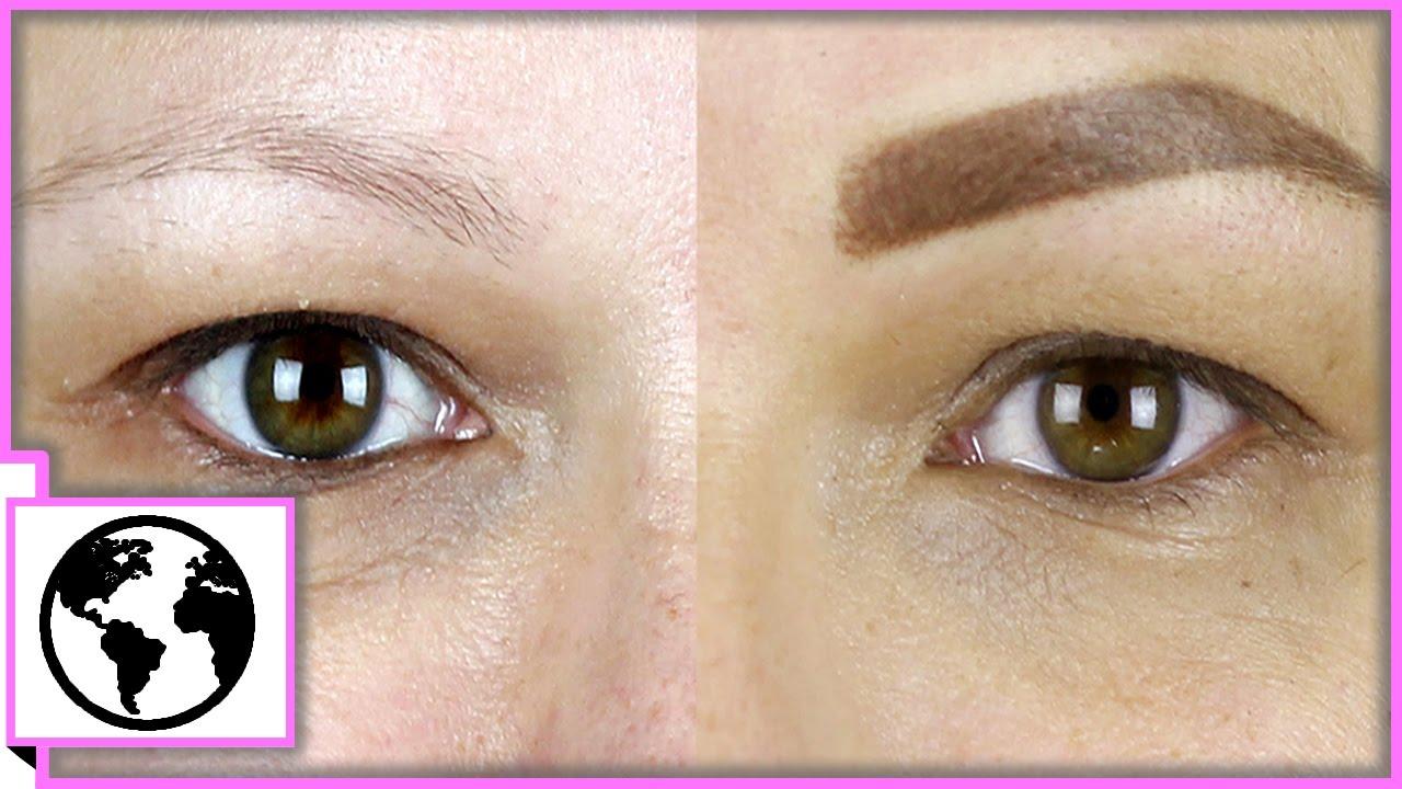 Der Grund für die große   Bedeutung von Augenbrauen