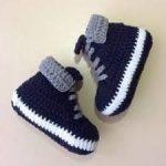 Bildergebnis für babyschuhe häkeln anleitung kostenlos youtube