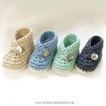 Child Knitting Patterns Crochet patterns child booties