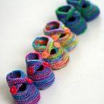 Strickmuster für Saartje Baby Booties Schuhe - DIY Handwerk .Net - DIY  Handwerk .Net