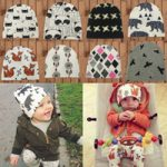Mode Unisex Niedlichen Kleinkind Kinder GirlBoy Baby Infant Winter Warm  Crochet Strickmütze Beanie Cap Tier Muster 20 * 20 cm