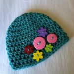 Crochet Baby Hat Baby Hat Teal Blue Baby by LakeviewCottageKids, $22.00  Baby Hats Knitting,
