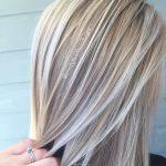 20 Haarfarbe Ideen: Platinum Blonde Haare