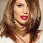 Beste Lange Frisuren Für Ovale Gesichter Und Dicke Haare Ob Sie sind