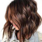 Braune Haarfarbe Ideen für Brünette von The Editors