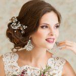 Braut Make-up & Frisur