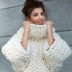 Marshmallow Sweater. Oversize sweater. Merino wool. Cozy | Etsy