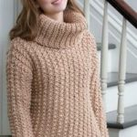 Ravelry: Chunky Textured Sweater pattern by Beth Whiteside. Familiewieruch  · strickmuster