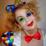 clown schminken kind with clown schminken kind