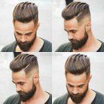 Coole Frisur Idee für Jungs. Auffallende Undercut Frisuren Männer