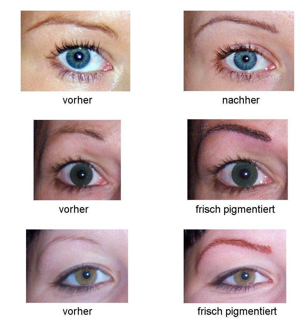 Wie kann Ihr Gesicht durch   dauerhaftes Make-up aufgewertet werden?