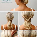 5 Super Easy Updo Hairstyles Tutorials | For More Great Makeup Tips &  Advice Visit Traveller Location.
