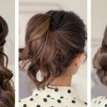 Erfahren Sie, wie Sie mit   Simple-Frisuren Ihr Aussehen verbessern können.
