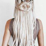 28 süße einfache Frisuren für langes Haar » Frisuren 2019 Neue