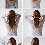 Einfache Frisuren Zum Selber Machen   Einfache Frisuren