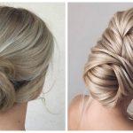 Einfache Hochsteckfrisuren für langes Haar: 11 modische und leichte Frisuren  für langes Haarstyling