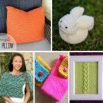 20 einfache Strickprojekte über Decken und Schals