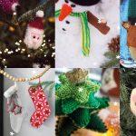Die tollsten Projekte für Weihnachten - Stricken und Häkeln