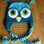 Eule Hut Schnittmuster - uns und uk Begriffe zur Verfügung - Crochet  Pattern 1 - Neugeborenen zum Erwachsengrößen - INSTANT DOWNLOAD