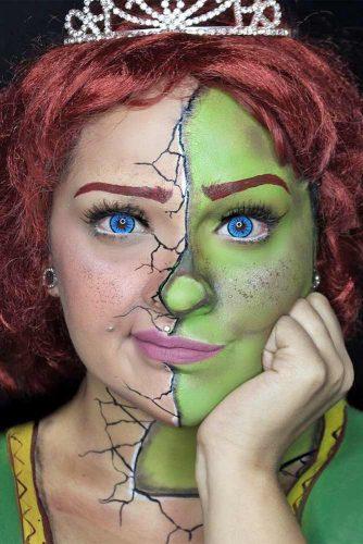 Fantasie-Make-up-Ideen für die   lebendige Seele