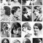 20er Jahre Frisuren selbstgemacht - 1920er Frisur Ideen - Retrochicks