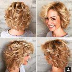 Frisuren für mittellange Haare: Trend Stufenschnitt für lange Haare
