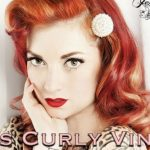 Pin Up Frisuren : verführerische 50s Locken - Rockabilly Rules Magazin