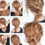 40 Frisuren für Naturlocken zum Selbermachen mit Anleitung | Haare &  Frisuren | 23/45