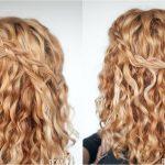 40 Frisuren für Naturlocken zum Selbermachen mit Anleitung | Haare &  Frisuren | 20/45