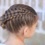 55 Kreative Mädchen Frisuren – Hair Styling der kleine Dame