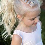 Trendy geflochtene und Cornrows Frisuren für Mädchen | hair styles