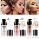 Großhandel Flüssige Textmarker Gesicht Make Up Illuminator Glow Kit Machen  Aufhellen Schimmer Creme Gesichts Bronzer Contour Kosmetik Von  Doluobeauty2,