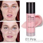 Großhandel Gesicht Korrektor Grundierung Make Up Basis 12 Ml Gesichtsfarbe  Korrektur Creme Natural Concealer Make Up Feuchtigkeitscreme Kosmetik Von