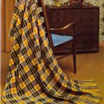 PDF Tartan Afghan Knitting Pattern, Knit, MacLeod Clan Design, PDF  Download, Plaid Pattern Blanket, 47 x 70, Warm Throw, Fringe, by  LammDigital on Etsy