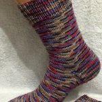 HANDARBEIT  gestrickte  Socken
