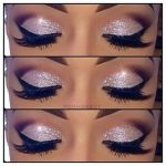 Augen Make up *glitzer* | Unbedingt kaufen | Pinterest | Makeup
