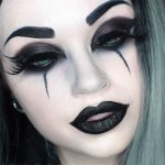 25 Scary but Cute Makeup Ideas to Try for Halloween | Fantasy Make
