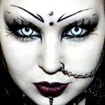 Here's some make-up ideas for me | Dark make-up | Pinterest