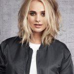 Frisuren Graue Haare Mittellang Innovation Offen Frisuren Kurz 2019 Frauen  Braun Halblang Haar Zum Frisurentrends Mittellang 2019 Frisuren Graue Haare