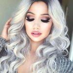 haarfarbe grau blond e fauen