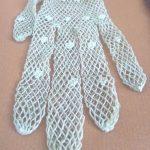 Häkelhandschuhe, Handarbeit · Häkelhandschuhe, Handarbeit 2 ·  Häkelhandschuhe, Handarbeit 3