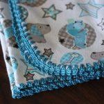 Verschiedene Häkelkanten für Babydecken , #babydecken #hakelkanten  #verschiedene