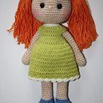 Häkelpuppe Puppe Lilly